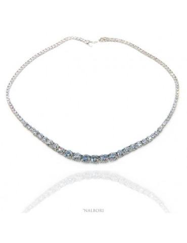 925: Necklace Collier women...