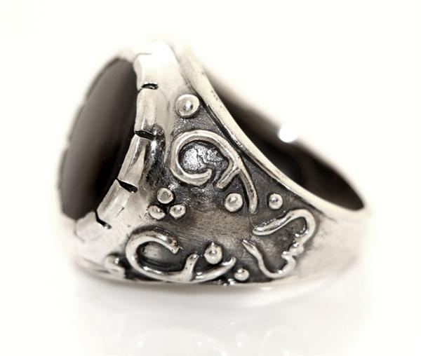 comprare on line 75a75 48c0a Anelli uomo artigianali argento – Gioielli con diamanti popolari